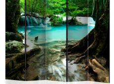 Paraván - Crystal Clear Water II [Room Dividers]
